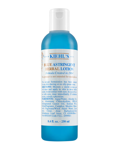 Blue Astringent Herbal Lotion, 16.9oz