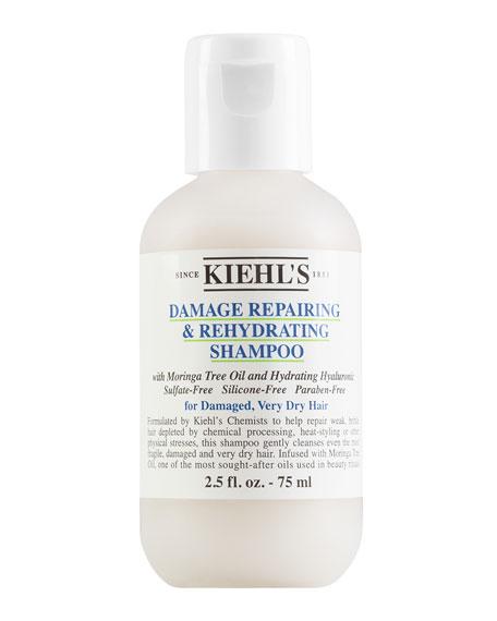 Damage Repairing & Rehydrating Shampoo, 8.4 oz.