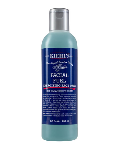Facial Fuel Energizing Face Wash Gel Cleanser for Men, 1 L and Matching Items