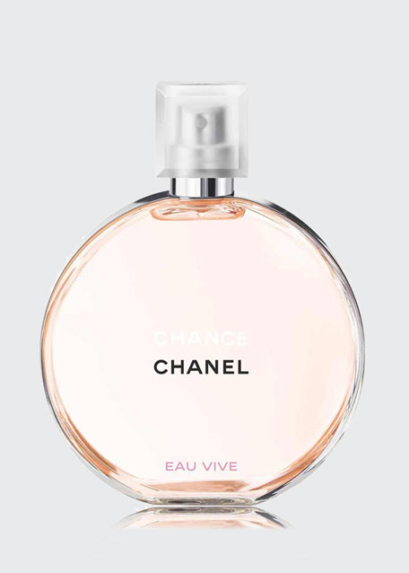<b>CHANCE EAU VIVE </b><br>Eau de Toilette Spray 1.7 oz.