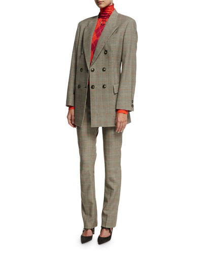 Nicola Prince of Whales Blazer, Black and Matching Items