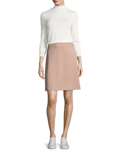 Camogie High-Waist Mini Skirt, Pink and Matching Items