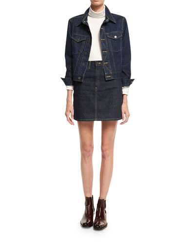 Brooke Denim Jacket and Matching Items