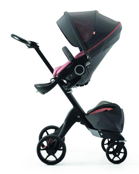 Xplory V5 Athleisure Stroller, Coral