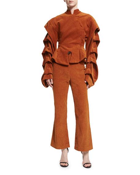 Octopus Dressed As Don Quixote Corduroy Jacket