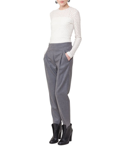 Fiola Wool Slouchy Pants and Matching Items