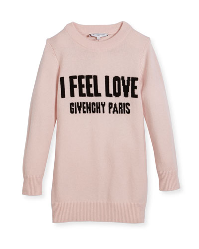 I Feel Love Knit Dress, Size 4-5 and Matching Items