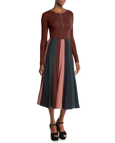 Ernst Pleated Midi Skirt and Matching Items