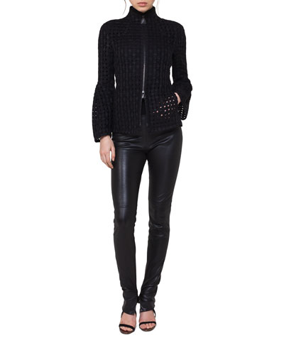 Fria Napa Leather Skinny Pants and Matching Items