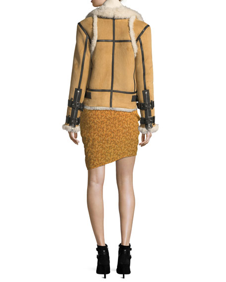 Asa Long-Sleeve Turtleneck Cashmere Sweater