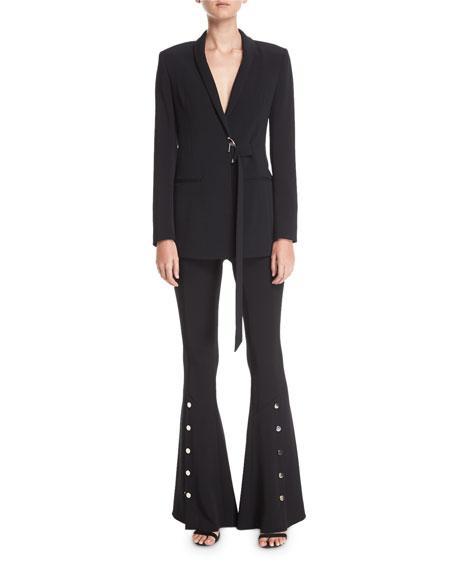 Shawl-Collar Cady Jacket