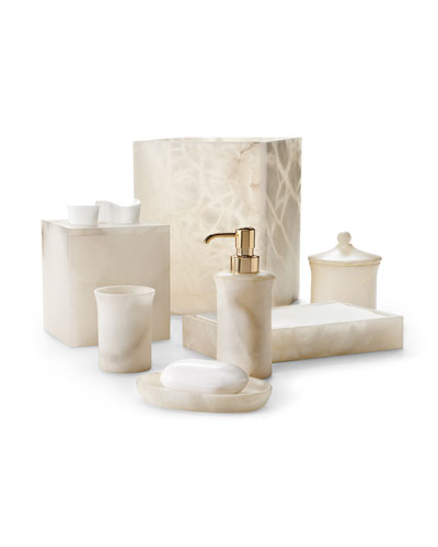 Alisa Alabaster Tissue Cover  Cream and Matching Items