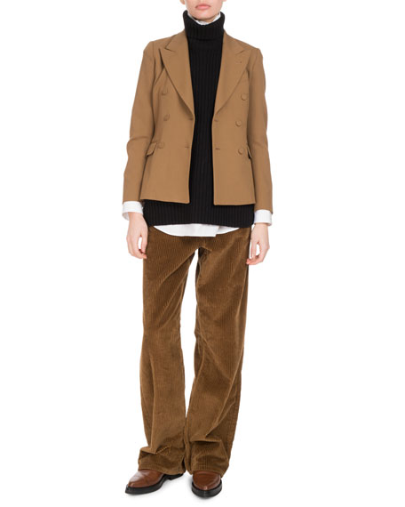 Bismani Double-Breasted Jacket