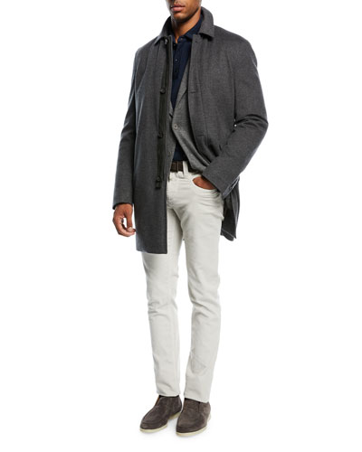 Cashmere-Blend Sweater Jacket and Matching Items