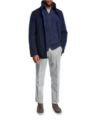 Four-Pocket Classic Flannel Pants and Matching Items