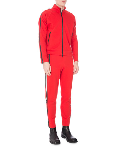 Hackett Zip-Trim Track Pants and Matching Items