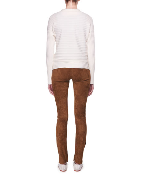 Georgi Mock-Neck Sweater