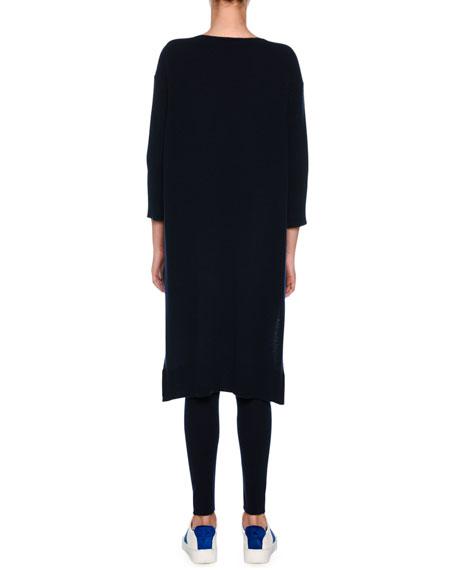 Cashmere Loungewear Kaftan Dress