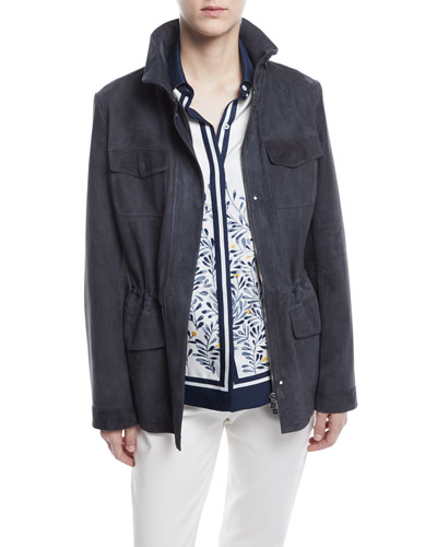 Sueded Traveler Jacket  and Matching Items