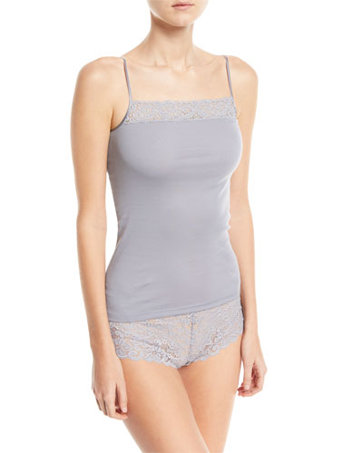 Moments Lace-Trim Cami and Matching Items
