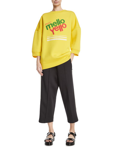 Mello Yello™ Crewneck Pullover Sweatshirt and Matching Items
