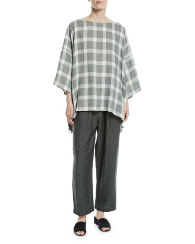 Side-Slit Japanese Trousers  and Matching Items