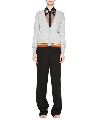 Jacy Knit Cardigan Sweater and Matching Items