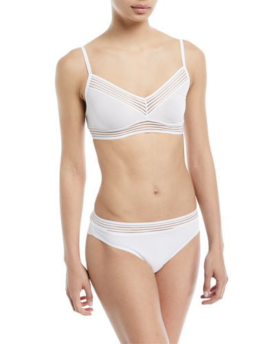 Cara Soft-Cup Triangle Bra and Matching Items