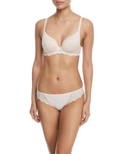 Caresse 3D Plunge Spacer Bra and Matching Items