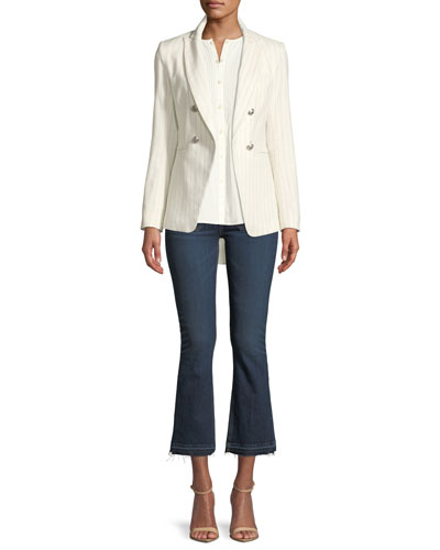 Apollo Linen/Cotton Double-Breasted Jacket and Matching Items