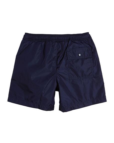 Boxer Mare Swim Trunks, Size 4-6