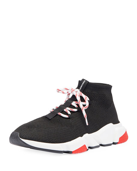 Men's Speed Lace-Up Mesh Sneaker