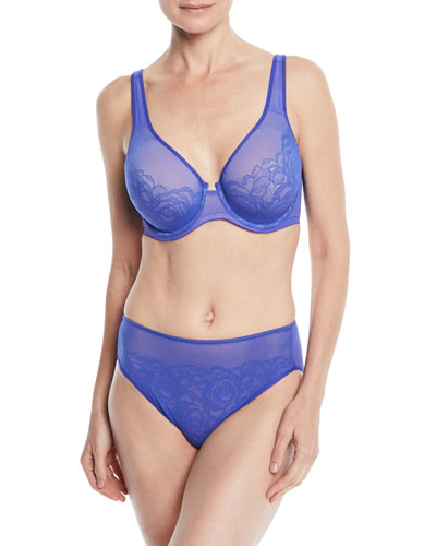 Stark Beauty Underwire Full-Cup Bra and Matching Items