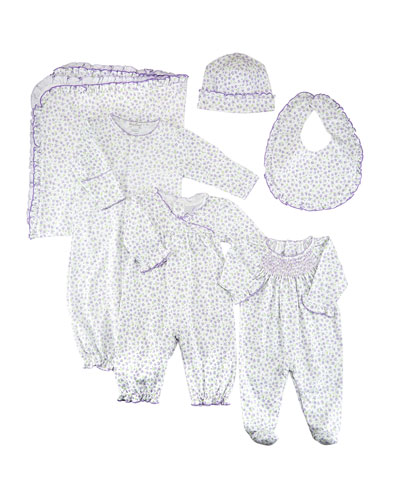 Rambling Roses Pima Convertible Gown, Size Newborn-S  and Matching Items