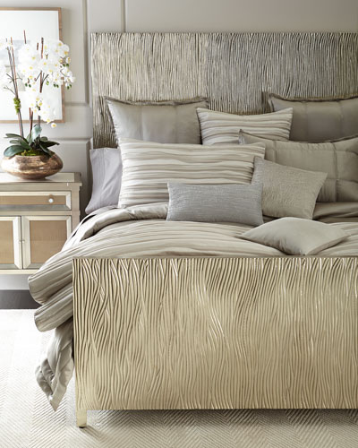 King Tidal Duvet Cover and Matching Items