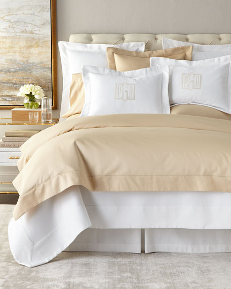 King Angelina Pique Coverlet