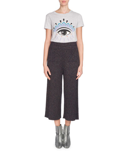 Icon Eye-Print Classic Short-Sleeve T-Shirt and Matching Items