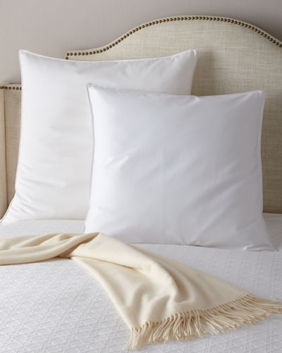 European Super-Size Down Pillow  30Sq. and Matching Items