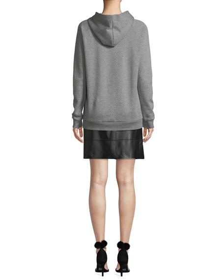 b176fcb60c8c Elie Tahari Elle Flocked-Pattern Hoodie and Matching Items