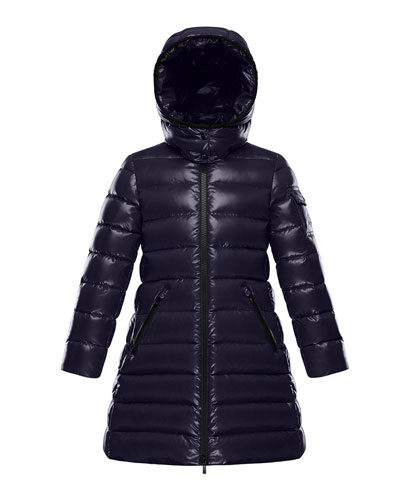 Moka Quilted Puffer Coat w/ Hood  Size 4-6 and Matching Items