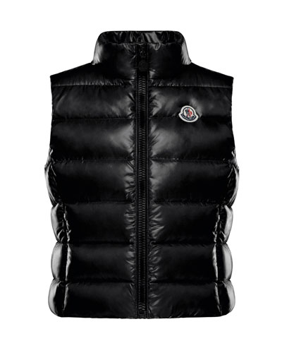 Ghany Quilted Puffer Vest  Size 8-14 and Matching Items