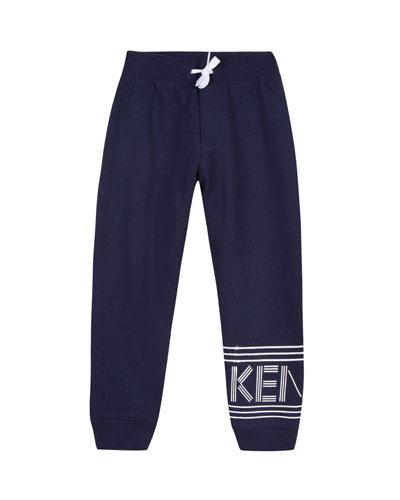 Fleece Logo Jogger Pants, Size 2-6  and Matching Items