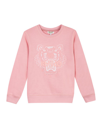 Tiger Face Icon Sweatshirt, Sizes 2-6  and Matching Items