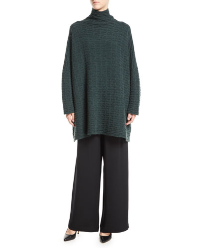 Funnel-Neck Cashmere Sweater  and Matching Items