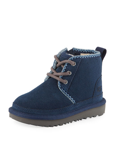 Neumel II Suede Lace-Up Boots, Toddler  and Matching Items