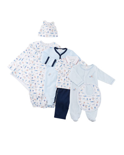 Cozy Pups Pima Convertible Gown, Size Newborn-S  and Matching Items