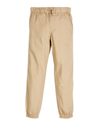 Cotton Jogger Pants, Size 2-4  and Matching Items