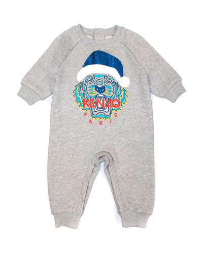 Flip Sequin Santa Tiger Coverall, Size 2-3  and Matching Items