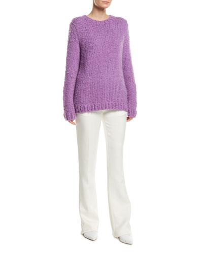 Kimber Crewneck Cashmere Sweater and Matching Items