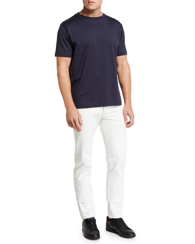 Men's Ed Solid Jersey T-Shirt and Matching Items
